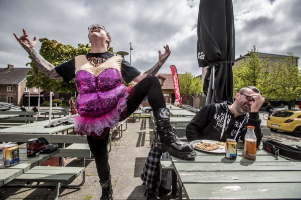 Sweden Rock bjuder in till bröllop